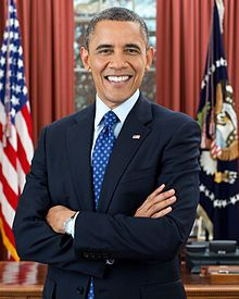 Barack Obama Official Photo