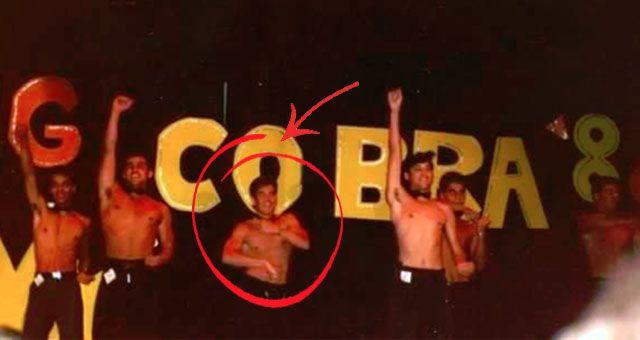 Marco Rubio Chippendale Dance Troupe