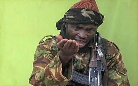 Abubakar Shekau Boko Haram Leader from October 2014 video