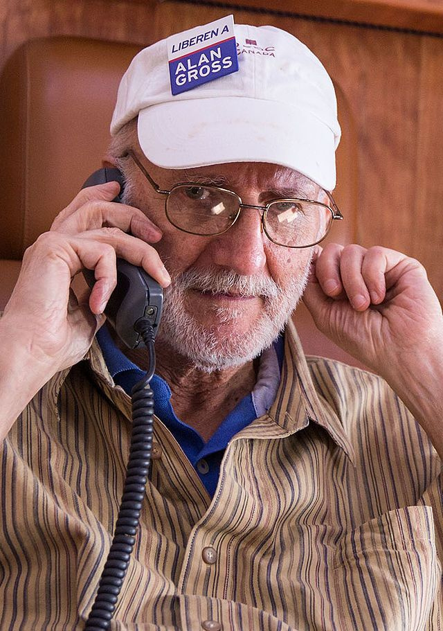 Alan Gross Dec. 17, 2014 White House Photo