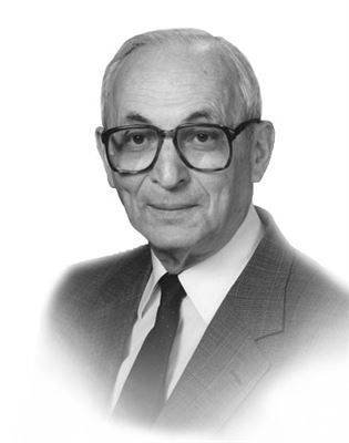 Dr. Alfred G. Goldberg (Department of Defense sketch)