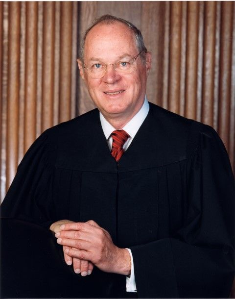 Anthony M. Kennedy Official Photo