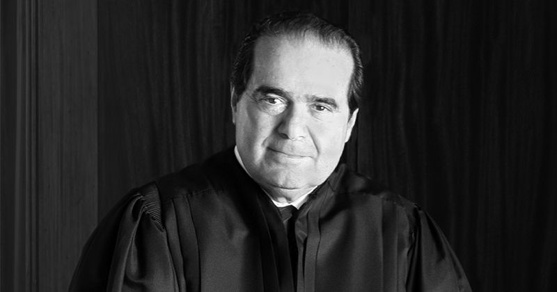Antonin Scalia Public Domain file photo