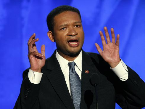 Artur Davis 2008 convention