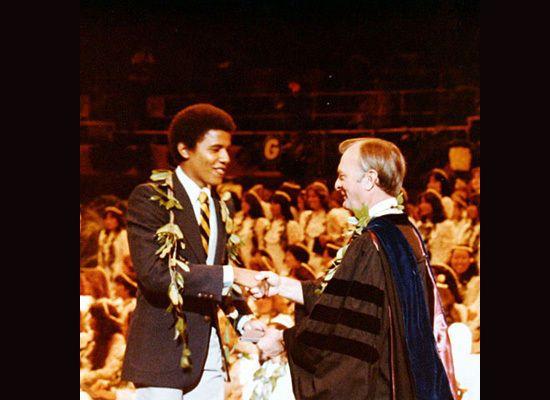 Barack Obama 1979