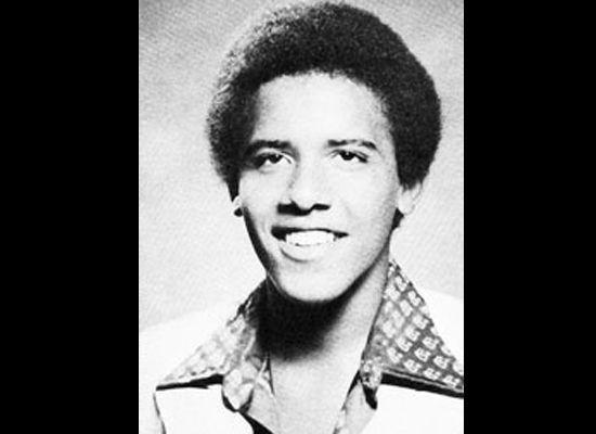 Barack Obama H&S 1979