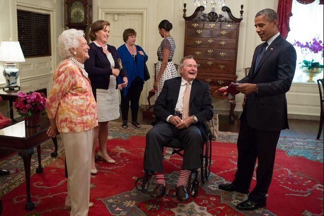 Barack Obama George HW Bush Socks Presentation 7_15_13.jpg