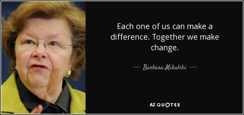 Barbara Mikulski core