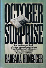 Barbara Honegger October Surprise book