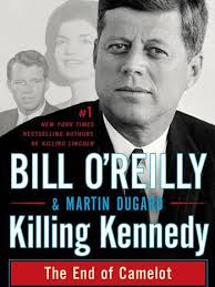 Bill O'Reilly Killing Kennedy Cover