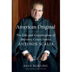 American Original Cover in biography of Antonin Scalia