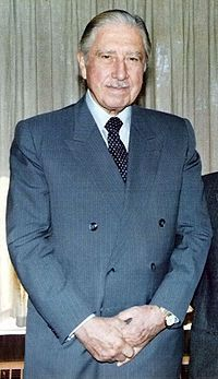 Augosto Pinochet