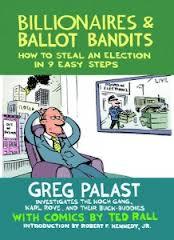 Greg Palast Vote