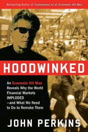 John Perkins Hoodwinked Cover