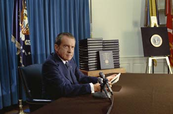 Richard Nixon 1974