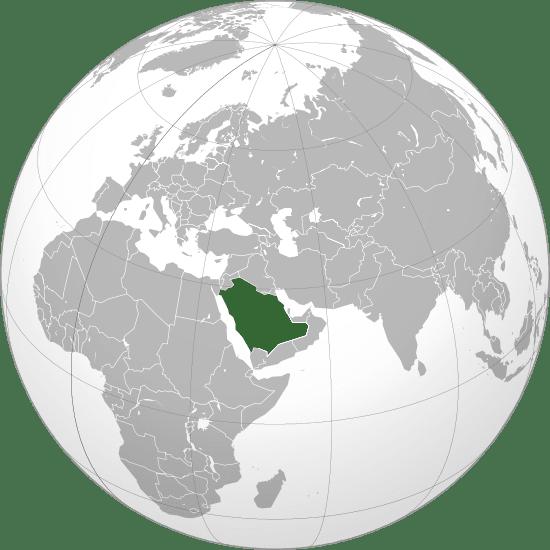 Sauidi Arabia