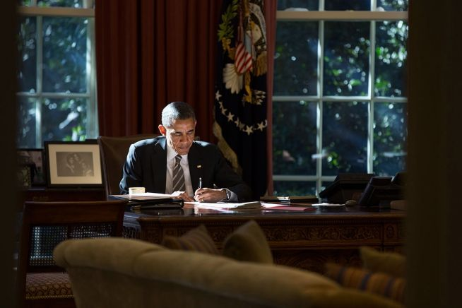 Barack Obama Oct. 18, 2013