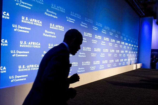 Barack Obama at Africa Summit, Aug. 5, 2014