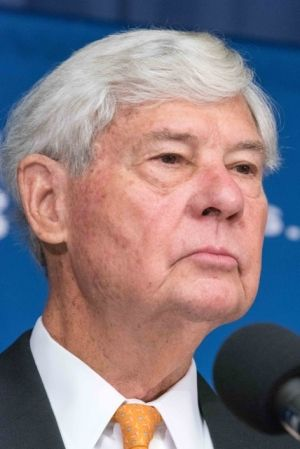 Former Sen. Bob Graham (D-FL) Aug. 31, 2016 at NPC (Noel St. John photo)