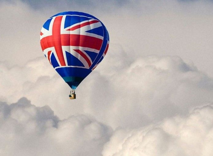Brexit balloon via Flickr pda portal