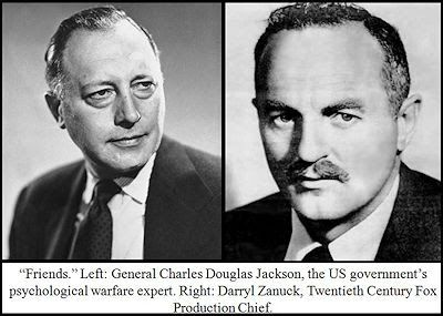 "Charles ""CD"" Jackson and Darryl Zanuck"