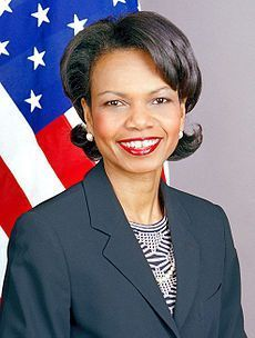 Condoleezza Rice Official Photo