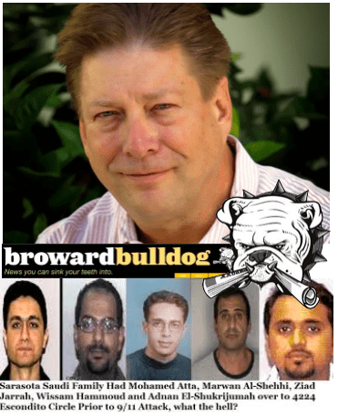 Dan Christensen Broward Bulldog collage