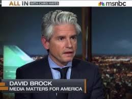 David Brock MSNBC