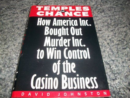 David Cay Johnston Temples of Change cover