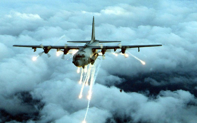 AC-130 Gunship (Department of Defense)