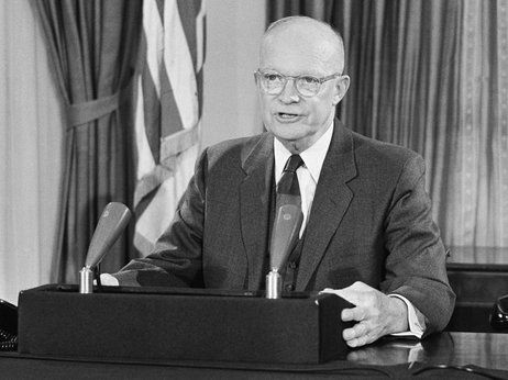 Dwight D. Eisenhower Military-Industrial Complex Speech