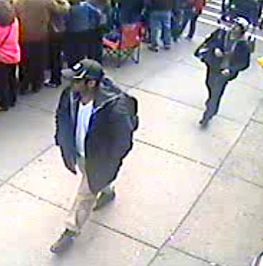 Dzhokhar Tsarnaev and Tamerlan Tsarnaev