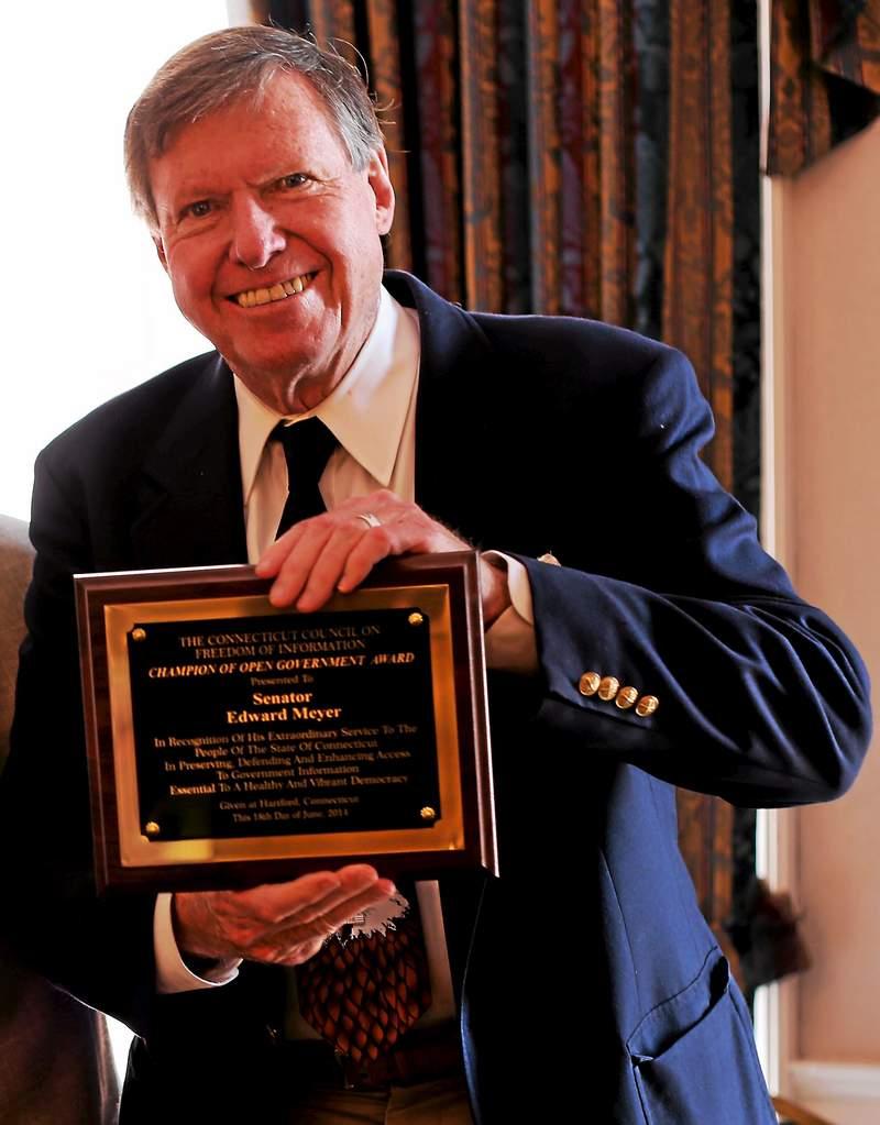 State Sen. Ed Meyer