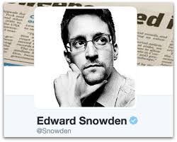 Edward Snowden Twitter Photo