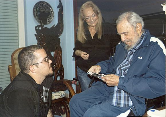 Fidel Castro (2015 Cuban government photo)