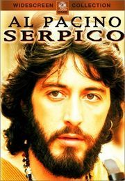 """Al Pacino in """"Serpico"""" poster"""