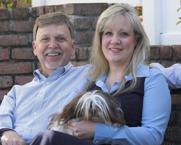 Gary and Judy White