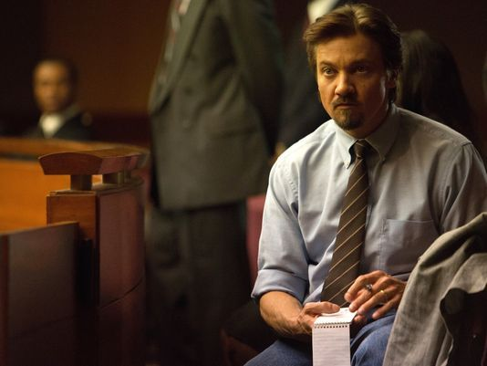 "Jeremy Renner in film ""Kill the Messenger"" based on Gary Webb's work"