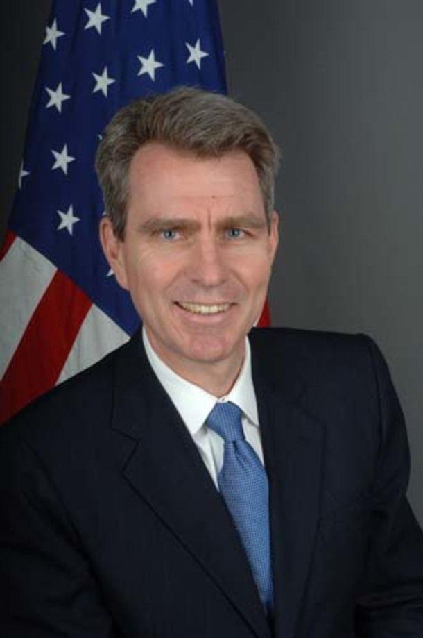 Geoffrey Pyatt Ambassador