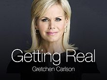 Gretchen Carlson Book cover Getting Real