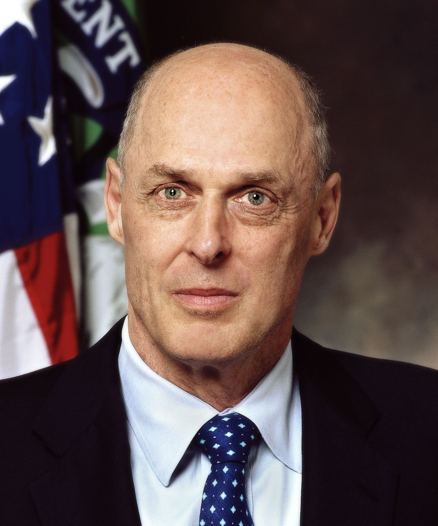 Henry Paulson 2006 Treasury Secretary photo