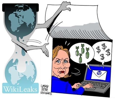 Hillary Clinton's WikiLeaks Email Archive