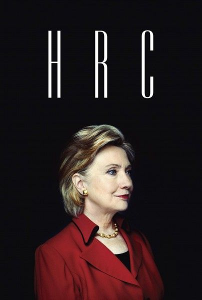 "'HRC"" Hillary Rodham Clinton Cover"