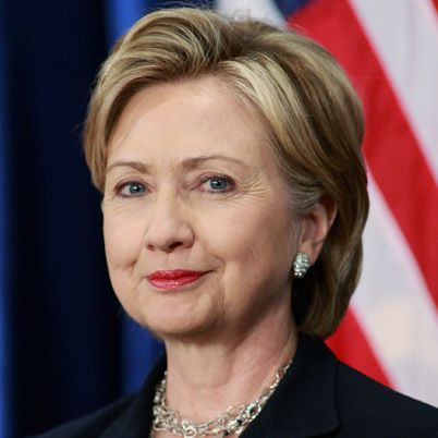 Hillary Clinton official photo
