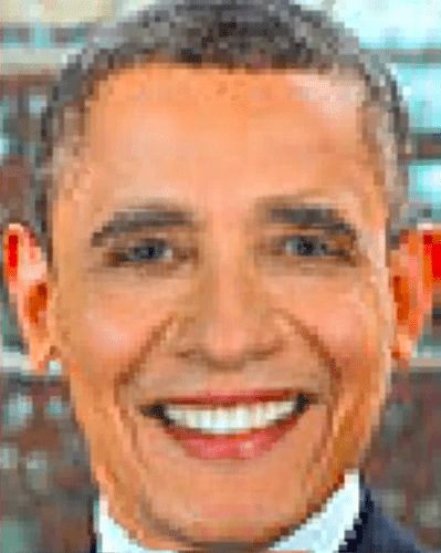 Hillary H.W. Obama (Image by Rob Kall at OpEd News from U.S. government images)