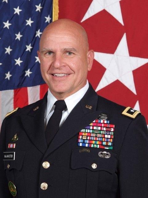 Army Gen. H.R. McMaster