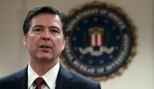James Comey FBI file photo