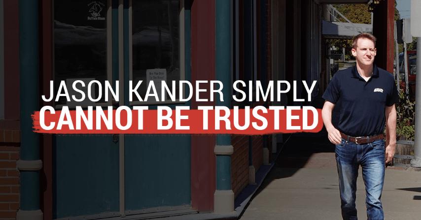 Jason Kander GOP Ad