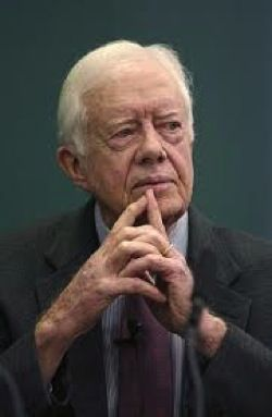 Jimmy Carter portrait Deft News