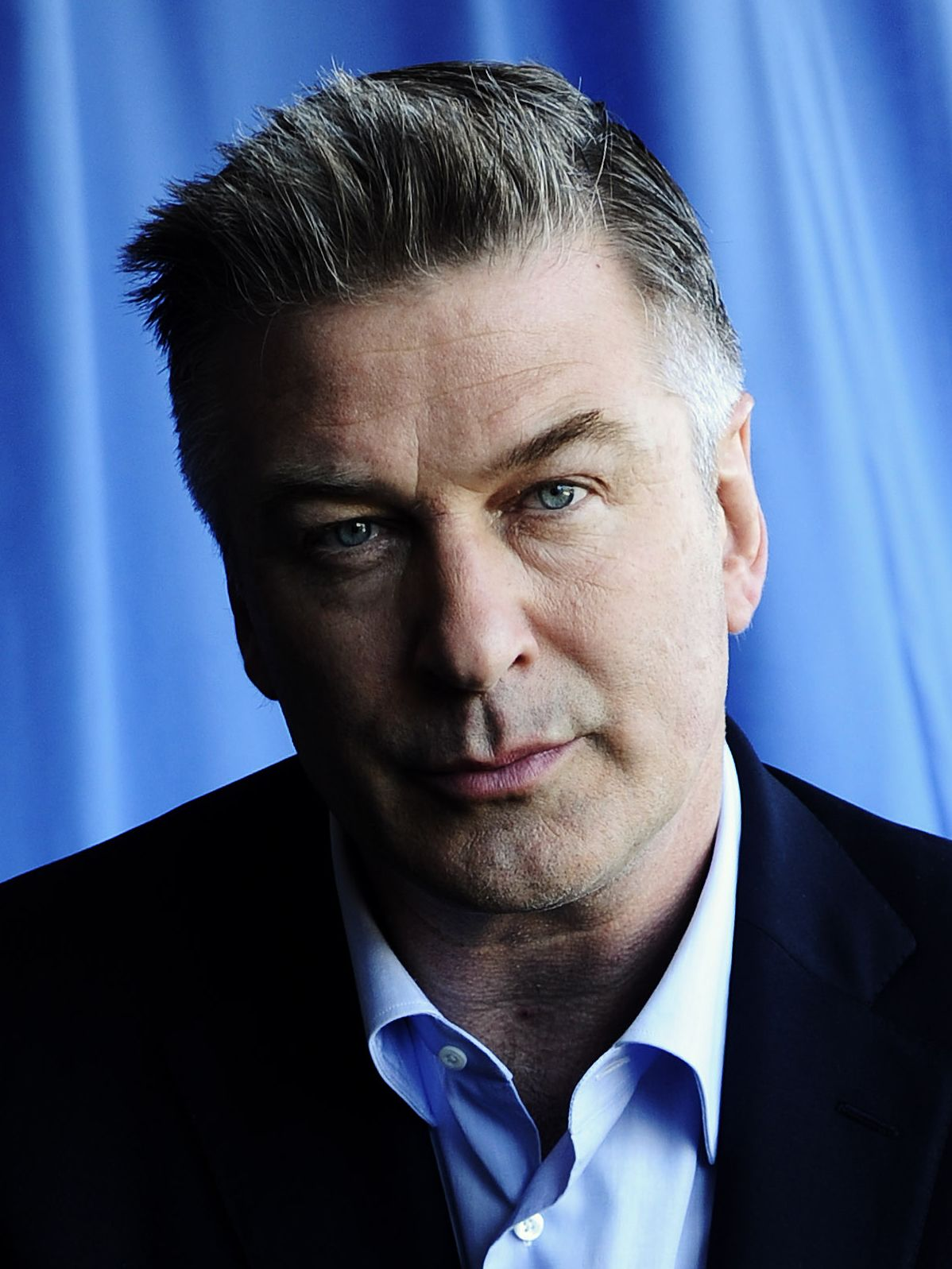 Alec Baldwin, stage, film and TV star and author